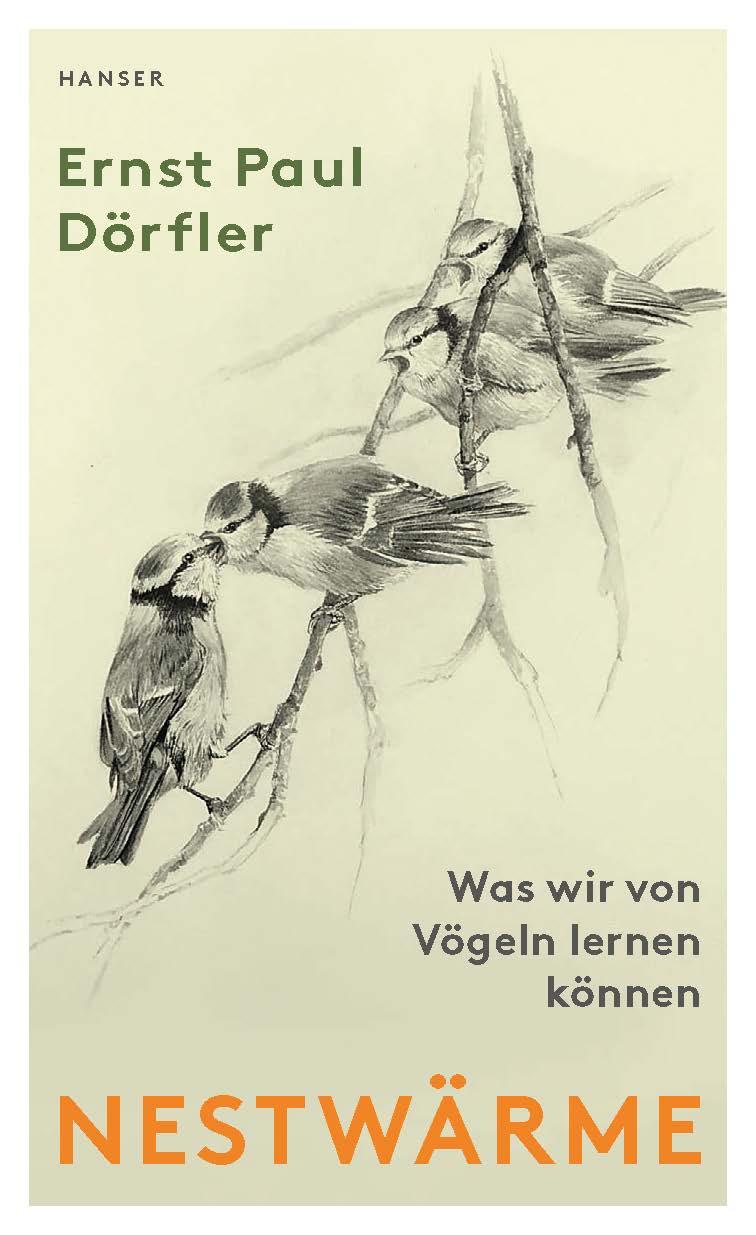 """""""Was wir von Vögeln lernen können."""" Vortrag mit Ernst Paul Dörfler im Februar 2019"""
